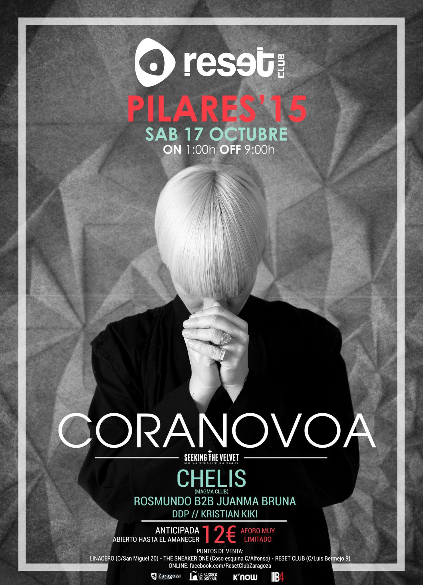 cora-novoa-dj-chelis-reset-club-zaragoza-techno-pilares-fiesta-spain-octubre-2015